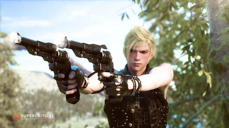 Final Fantasy : A New Empire - Chain trailer 2