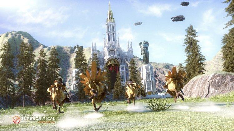 Final Fantasy : A New Empire - Chain trailer 3