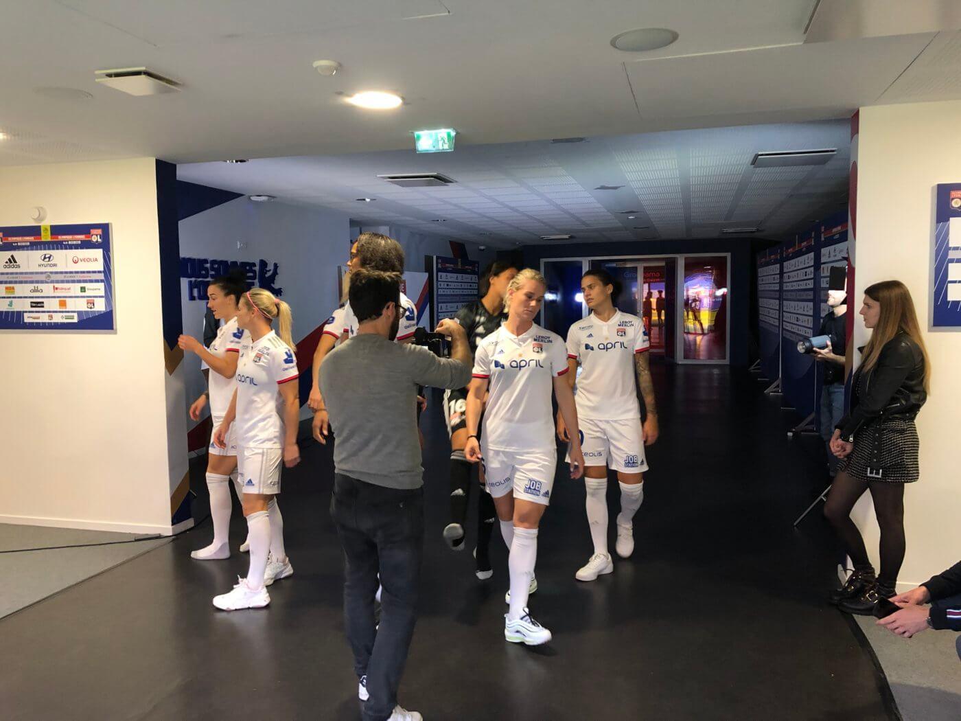 OL - PSG | Olympique Lyonnais 4