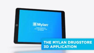 Pharmacie 3D Mylan 5