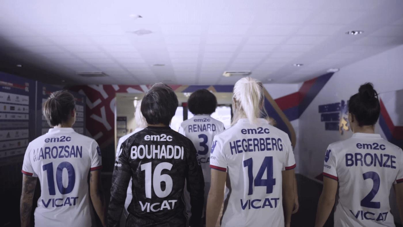 OL - PSG | Olympique Lyonnais 5