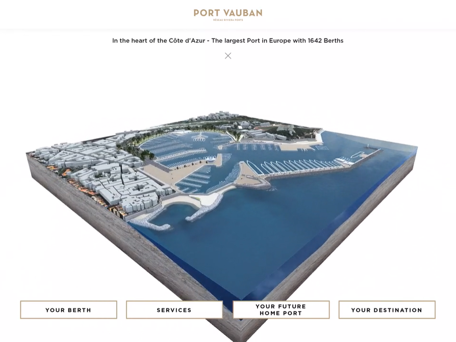 Port Vauban - App 2