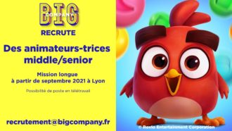 Big Jobs | Animateurs(trices) middle/senior 2
