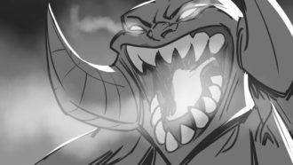 DUNGEON HUNTER CHAMPIONS | LAUNCH TRAILER STORYBOARD 19