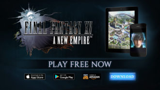 Final Fantasy XV Chain sur mobile