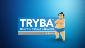 Mascotte TRYBA 2